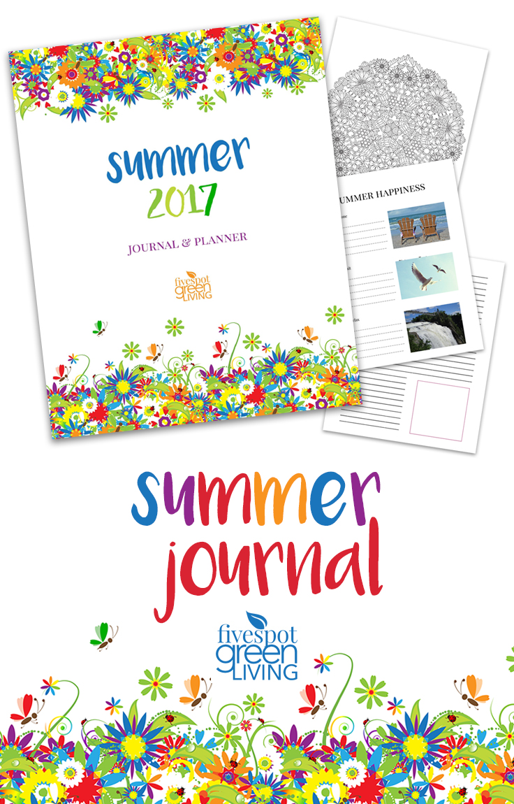 Summer Journal and Planning Kit