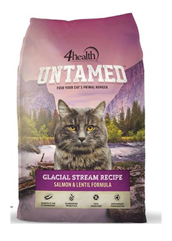 UNTAMED by 4health cat food