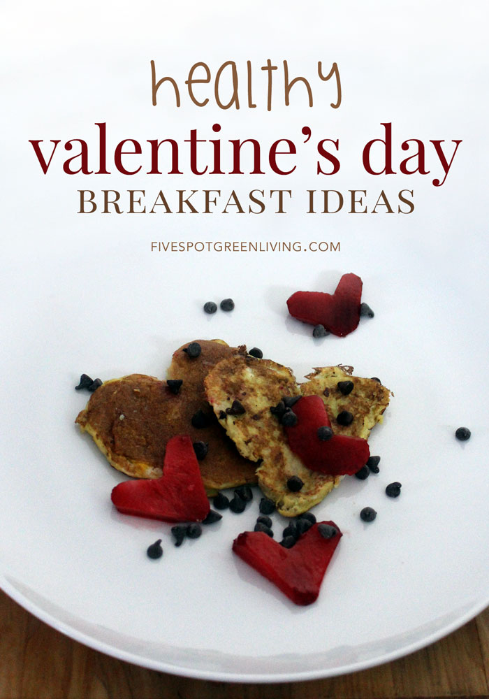 Healthy Valentine's Day Breakfast Ideas