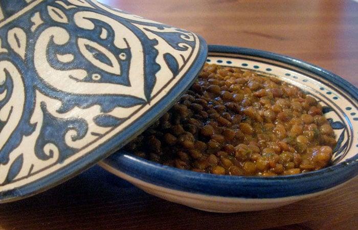 Moroccan Vegetarian Lentil Recipe