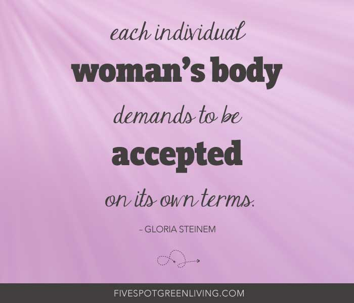 blog-weight-loss-gloria-steinem Loving Yourself – The First Step to Lasting Weight Loss