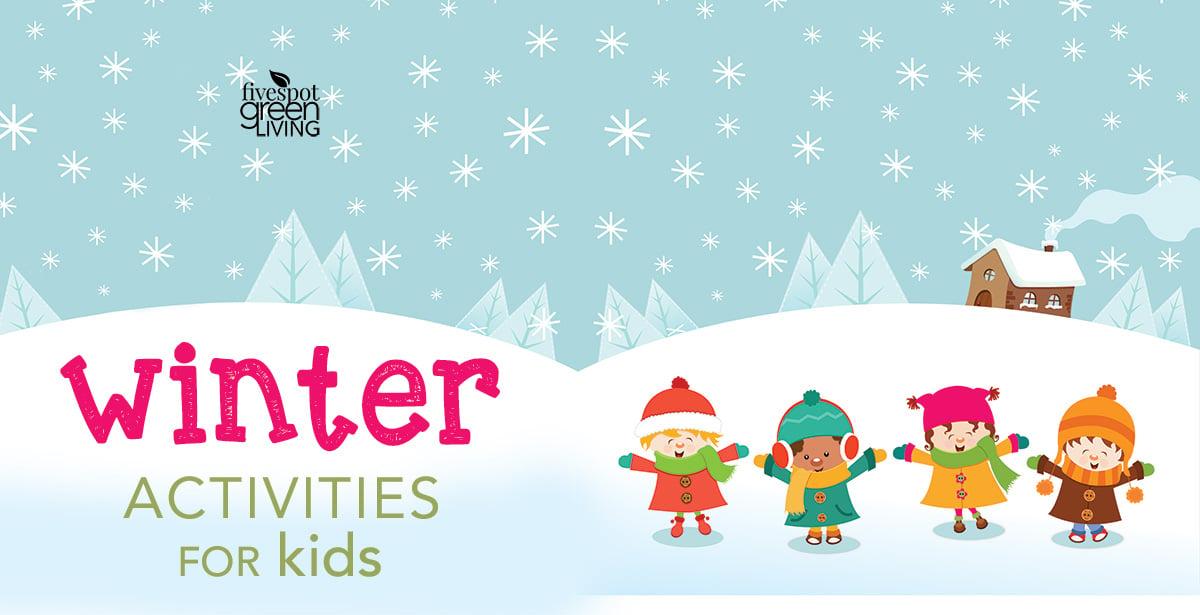 blog-winter-activities-for-kids-FB 20 Fun Winter Activities for Kids Plus Free Printable Calendar