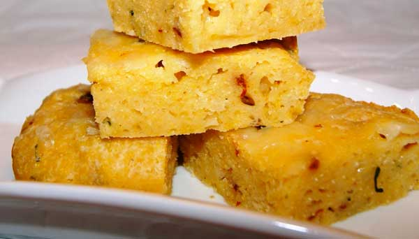Cheddar Chipotle Cornbread Homemade Bread Recipes