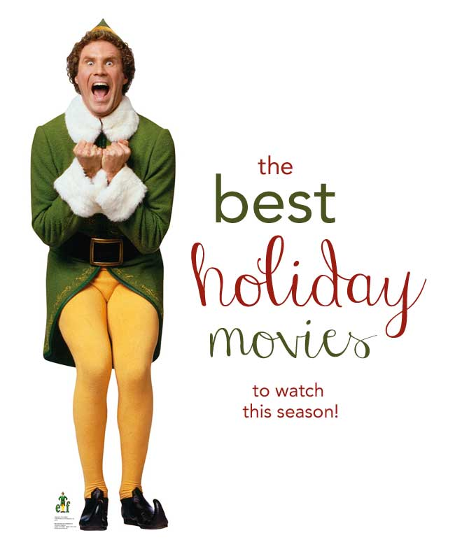The Best Holiday Movies to Watch this Season