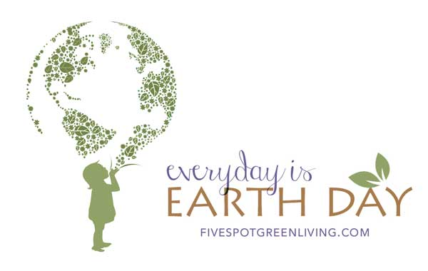 Every Day is earth day printable packet