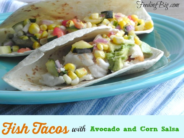 fish-tacos-2 Healthy Meal Plan Volume 9