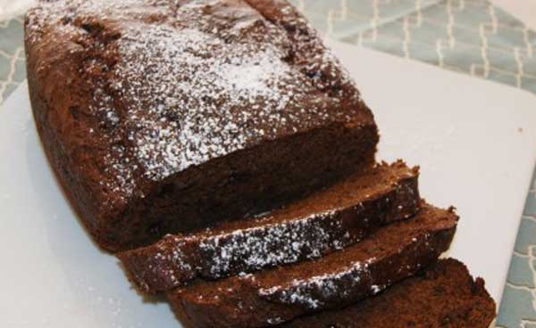Decadently Healthy Chocolate Banana Bread Homemade Bread Recipes