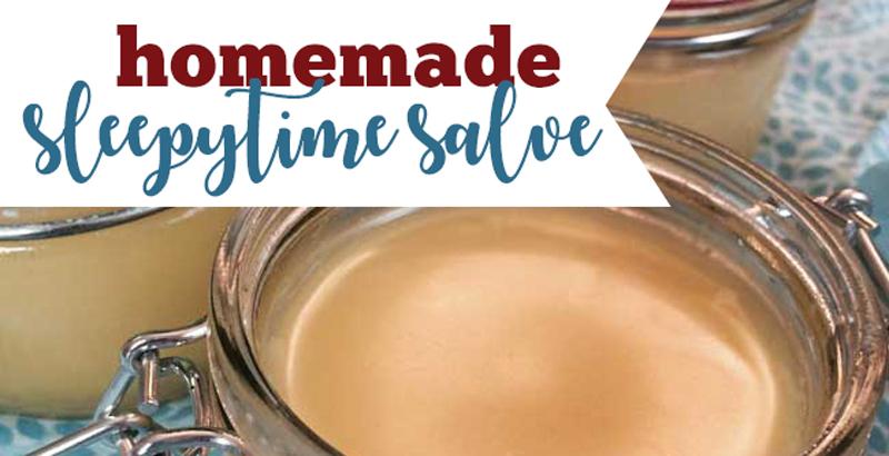 homemade-sleepytime-salve Homemade Sleep Salve and FREE Printable Gift Tags