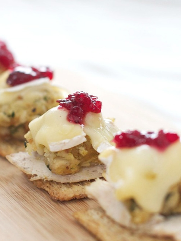 Cranberry Sage Appetizer