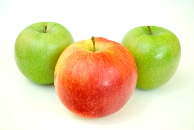 apples create pectin when cooked