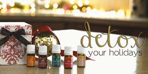 Detox Your Holiday with Essential Oils