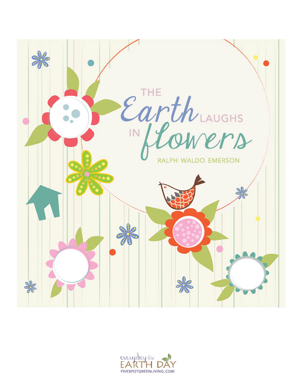 Everyday is Earth Day Printable Packet