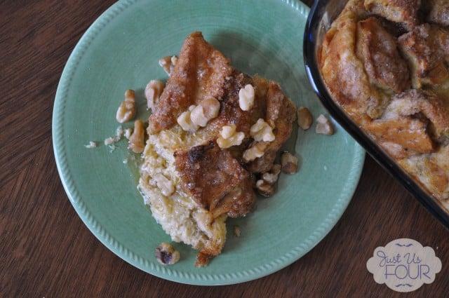 Pumpkin Pie Overnight French Toast - Christmas Breakfast Ideas