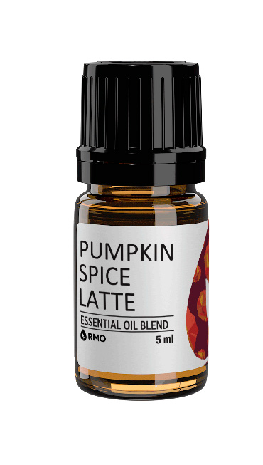Pumpkin Spice Latte Essential Oil Blend