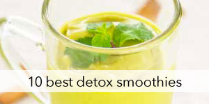 10 Best Detox Smoothie Recipes