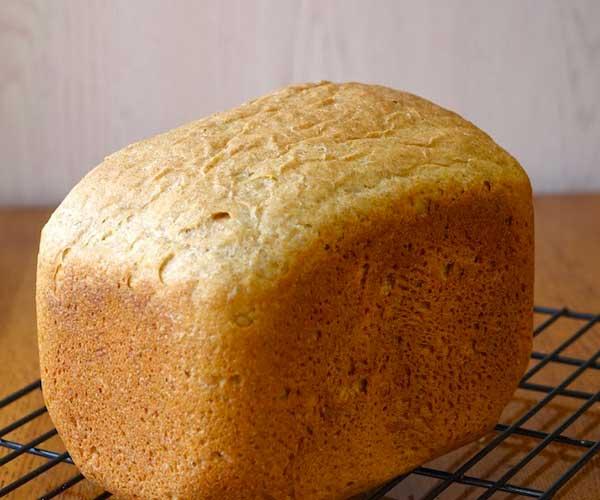 Multigrain Sourdough Bread (in a bread machine) Homemade Bread Recipes