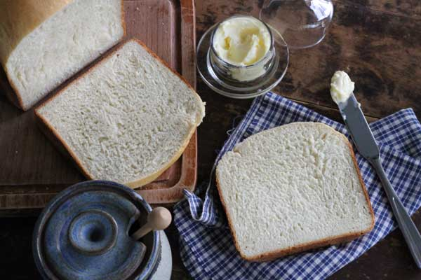 Buttermilk Bread - Homemade Bread Recipes
