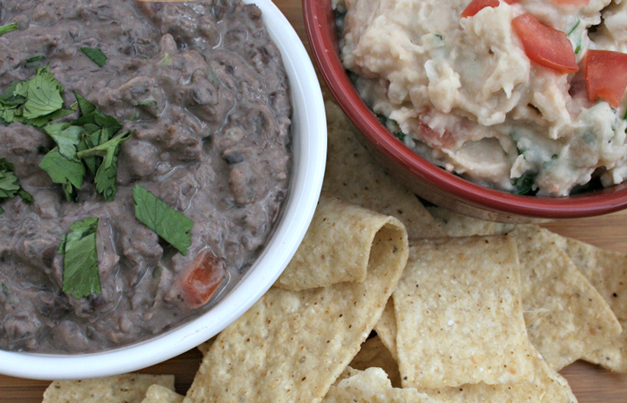Spicy Southwestern Bean Dip Appetizer
