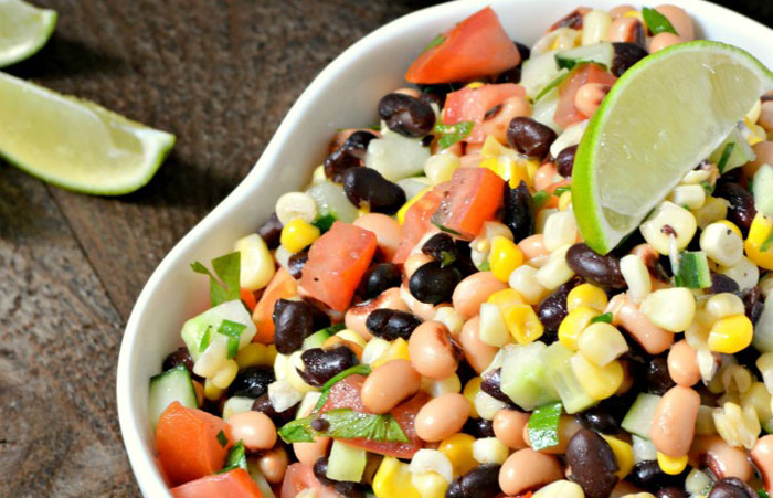 texas-caviar-recipe 30 Healthy Appetizers for Summer BBQs and July 4th