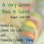 A Very Green Back to School Giveaway Hop! Win an Eco Vessel Reusable Insulated Mug