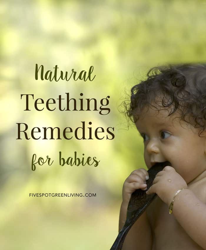 natural teething remedies for babies