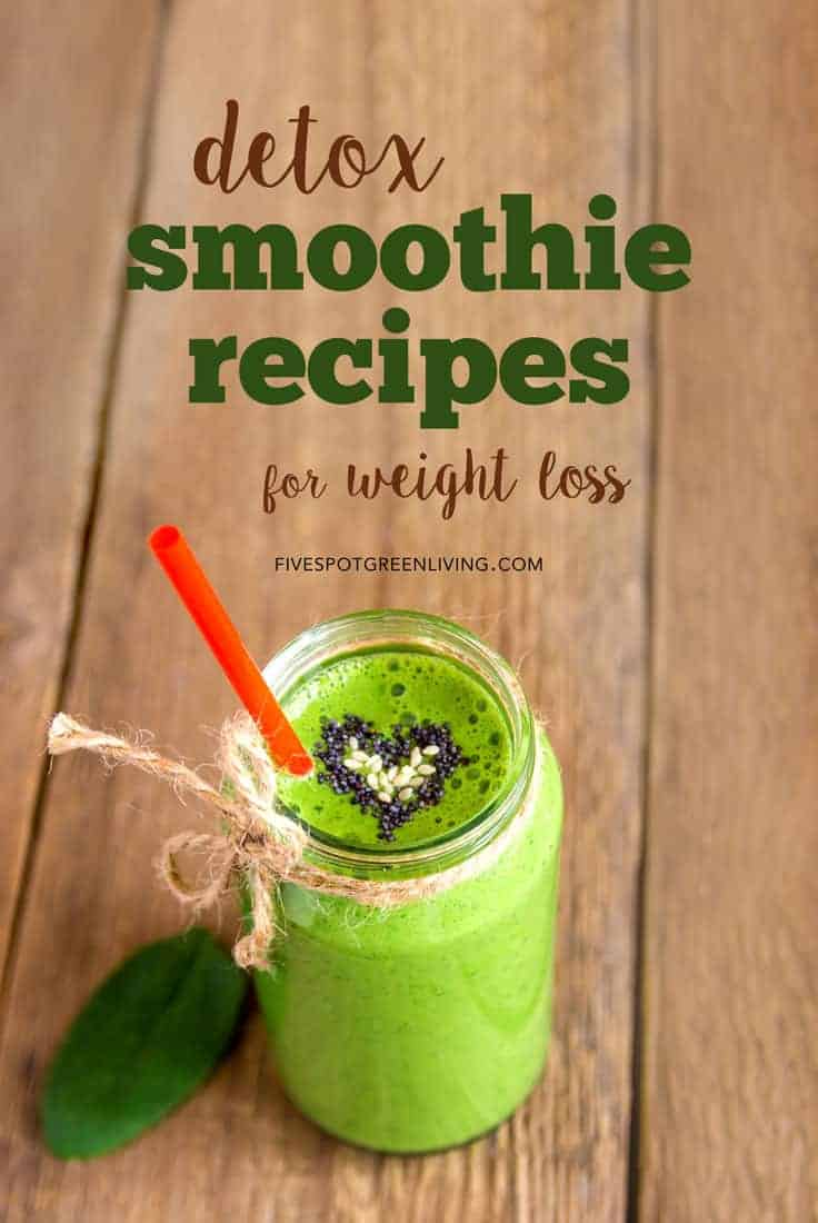 detox smoothies for weight loss