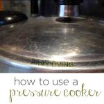 Pressure Cooking is Not So Scary!