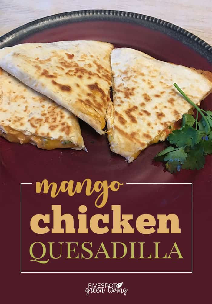 easy chicken quesadilla recipe