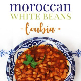 moroccan white beans