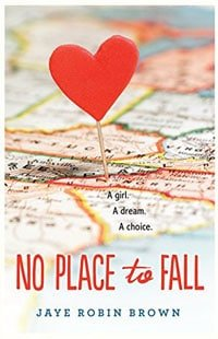 no place to fall book