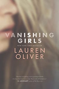 vanishing girls book