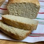 oatmeal homemade bread
