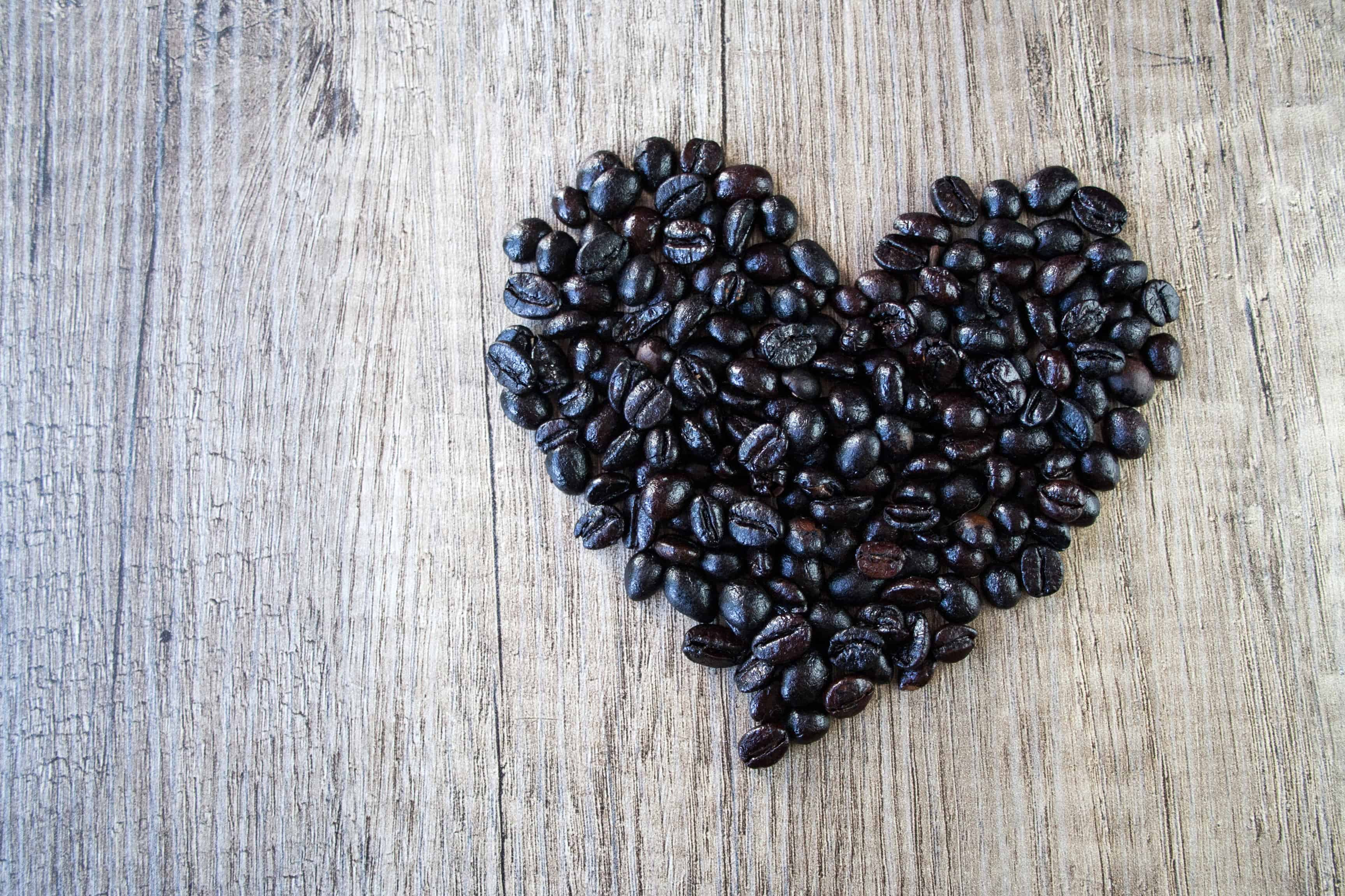 benefits of black beans heart shape