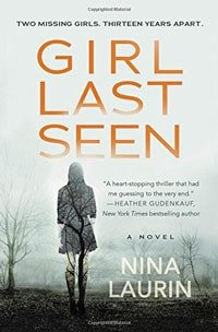 Girl Last Seen Book