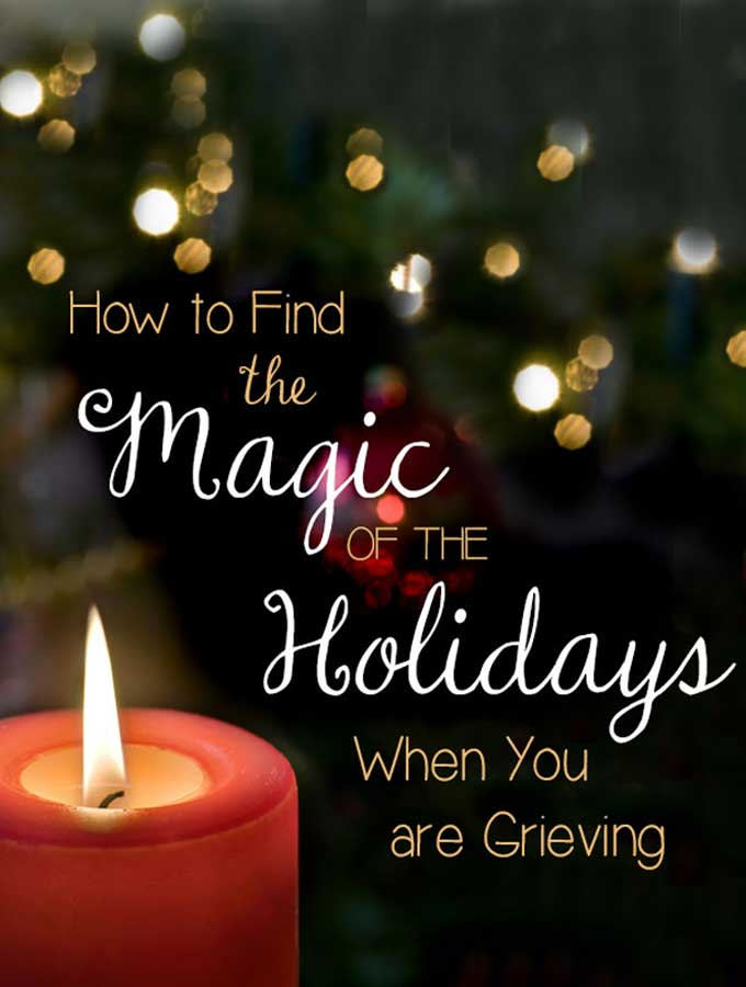 grief and loss during the holidays
