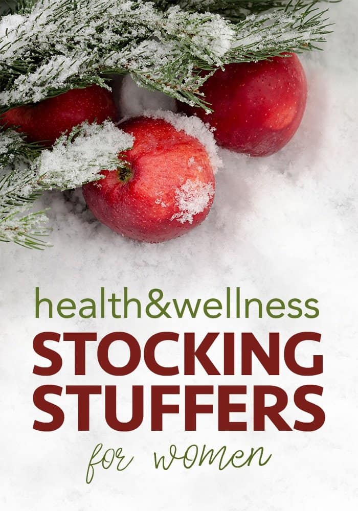The best health and wellness stocking stuffers for women