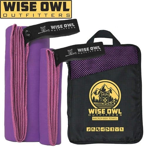 wise owl outfitters towel