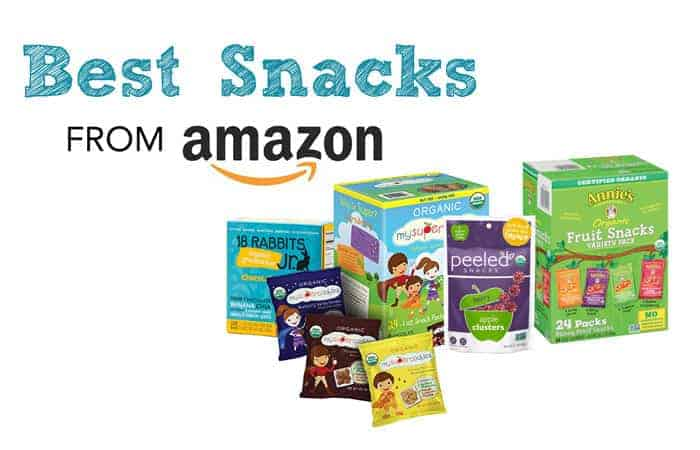 best snacks on amazon