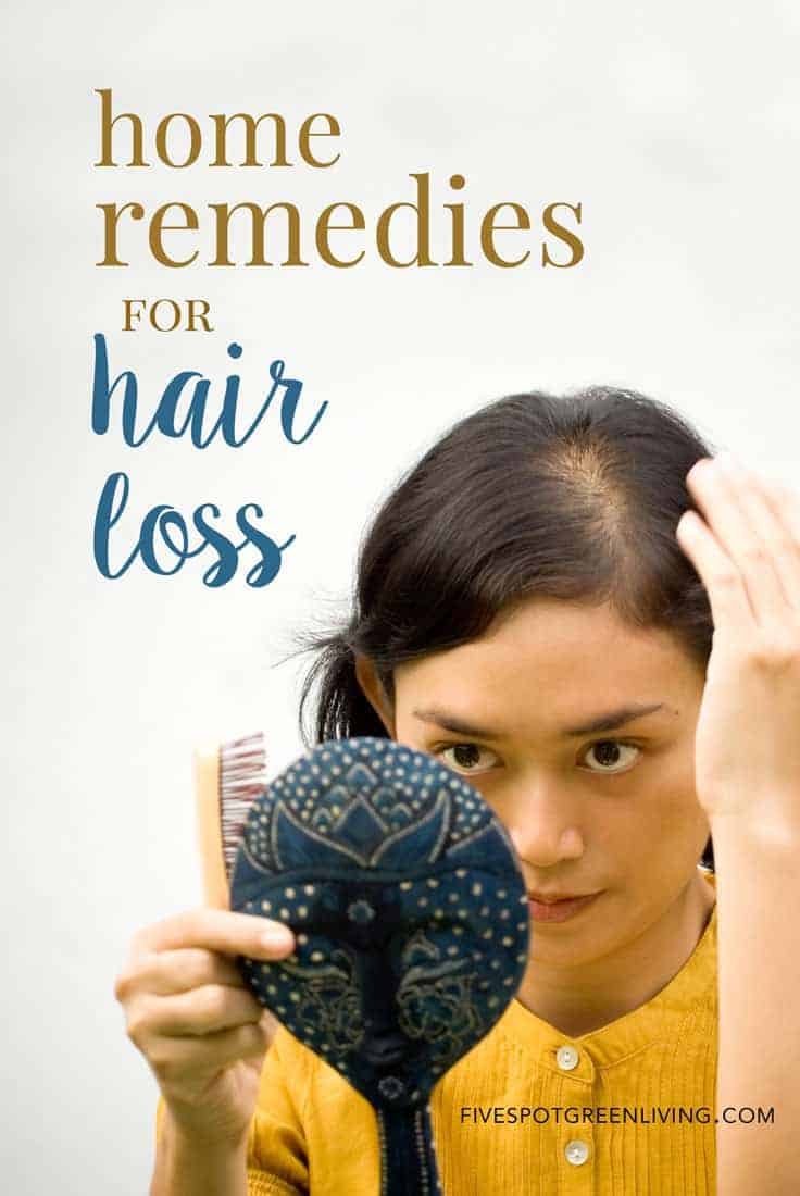 Losing Your Hair These Home Remedies May Help Five