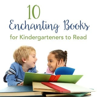 kindergarten books to read