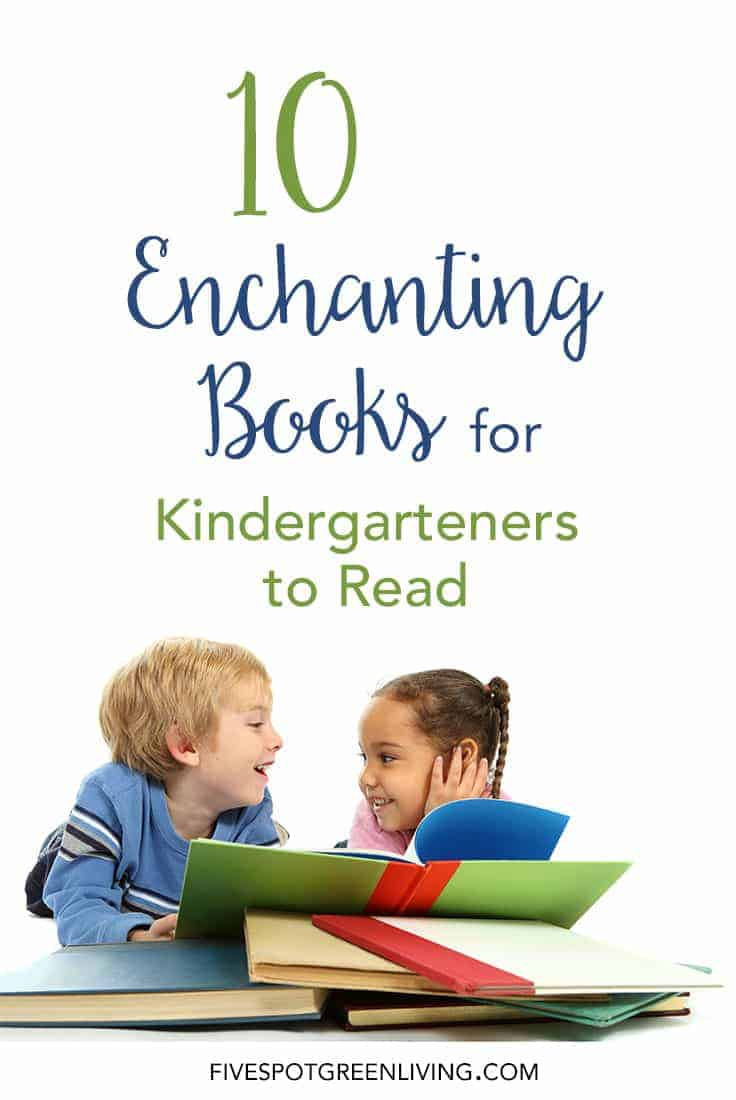 kindergarten books to read