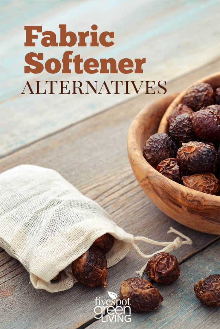 fabric softener alternatives