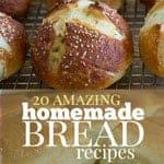 homemade bread recipes