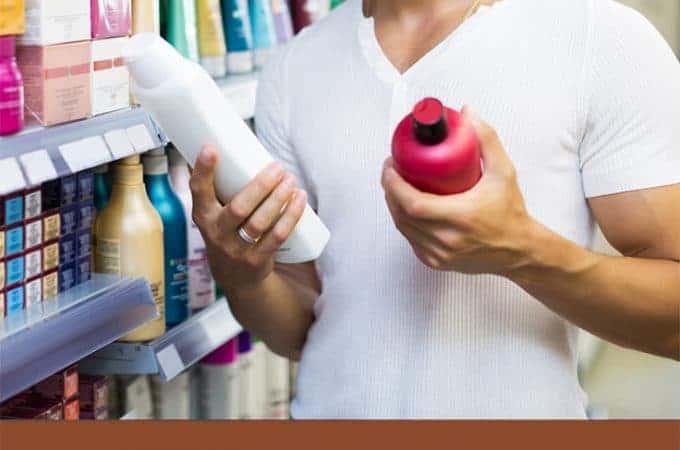 sulfate free shampoo for men