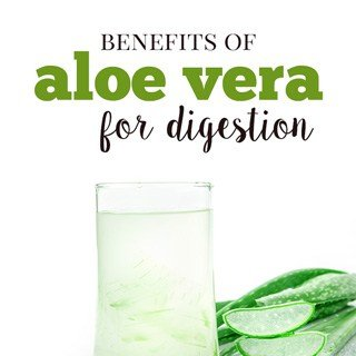 aloe vera for digestion