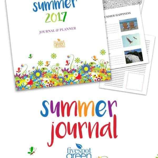 summer journal kit