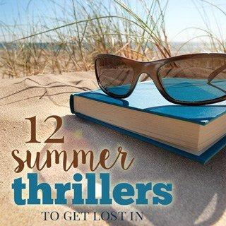 12 summer thriller books