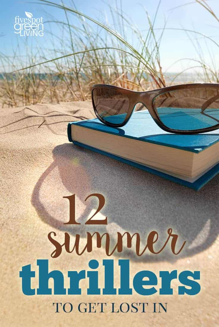 12 summer thriller books