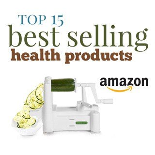 best selling health products on amazon