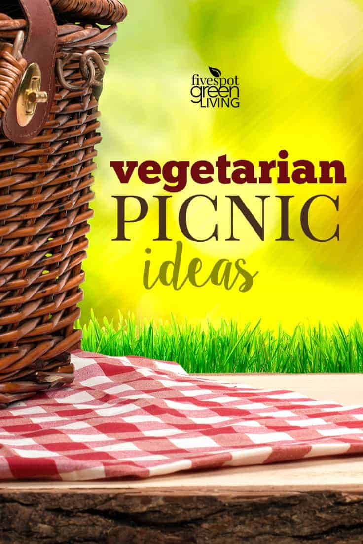 vegetarian summer picnic ideas